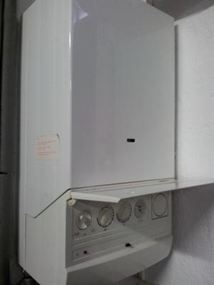 Como elegir el sistema de climatizacion para tu vivienda - Caldera gas estanca ...